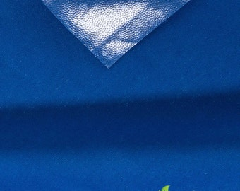 ProSoft® Premium Jersey Waterproof 1 mil PUL Fabric (Saturn Blue, sold by the yard)