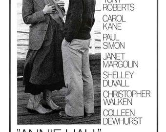 Annie Hall , 11 x 17 Movie Poster - Style A