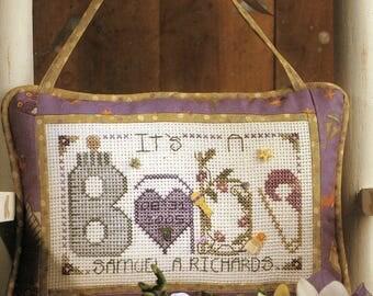 Baby by Shepherd's Bush Counted Cross Stitch Pattern/Chart