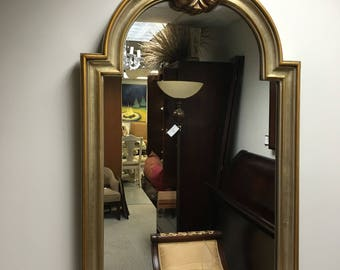 Gilded Gold and Champaign Vintage Mirror