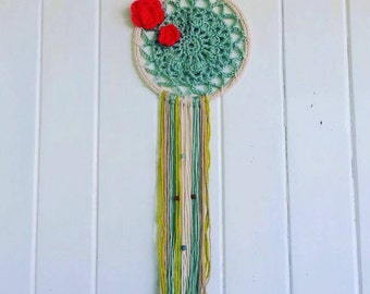 Secret Garden Dreamcatcher