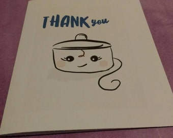 Thank you, crockpot!