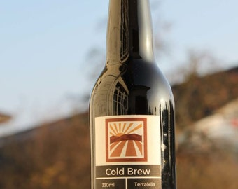 TerraMia - cold brew - 330ml