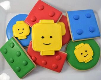 Building Block Cookies