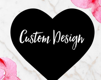 CUSTOM MODIFICATION for any DESIGN-Ann Marie Thank you cards
