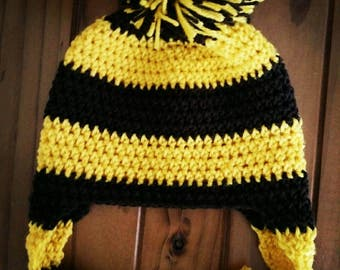 Afl team colours beanie