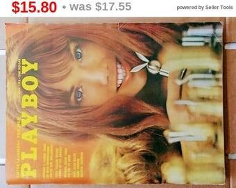 Vintage Playboy May 1972 Vargas Playboy Pin Up Girl