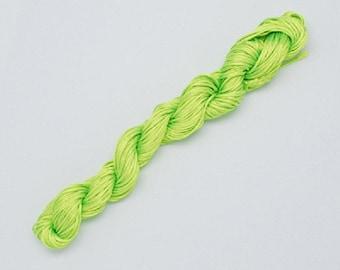 Shut 1mm neon green 14 m