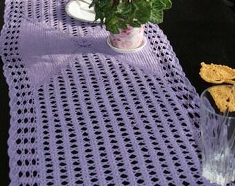Lavender Fields - Table Runner
