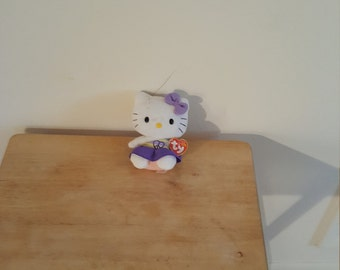 Ty Hello Kitty - Purple Peace