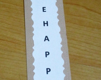 Bookmarks, Paper bookmarks, Homemade bookmarks,