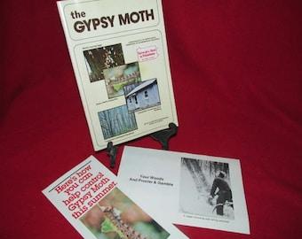 """Bureau of Forestry """"The Gypsy Moth"""""""