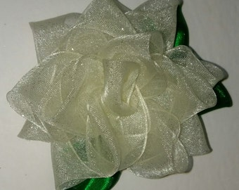 Large Rose Bow