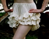 RESERVED listing for kbaugher - custom made bloomers