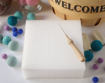 The Dream Needle Felting Mat - Small (6x6x2in.)