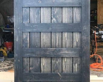 Farmhouse Rustic Barn door