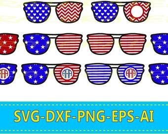 60 % OFF, Patriotic Svg, Patriotic Monogram frame, Patriotic  Cut Files, svg, dxf, ai, eps, png, America svg file,  Independence Day