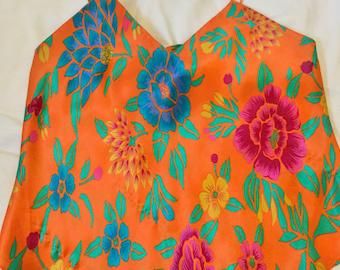 Vintage Saks 5thAvenue Floral Camisole