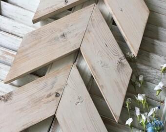 Wooden Arrows, Farmhouse Decor, Chevron Arrows, Gallery Wall, Decorative Arrows