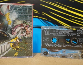 Bizarre Ride II The Pharcyde by The Pharcyde Vintage Cassette Tape