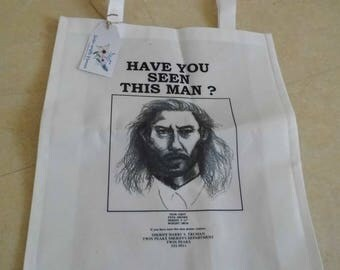 Twin Peaks Bob shopping bag