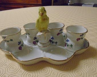 Coquettiers porcelain set