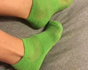 Dakota Marr--Well Worn Socks (low-cut)