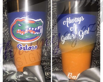 Gators girl