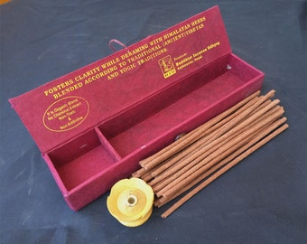 Himalayan Naturals Dream,Energy,Passion,Tranquility Incense Sticks