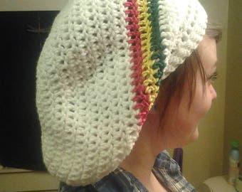 Crochet Dread caps (Tams)