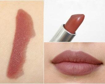 MATTEKISS Matte Lipstick- Natural vegan  Lipstick - Cruelty-Free Halal Vegan Lipstick