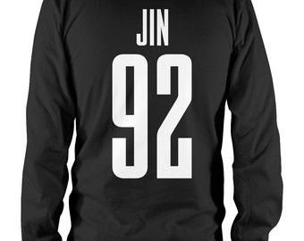 BTS JIN 92 - Unisex Longsleeve Shirt