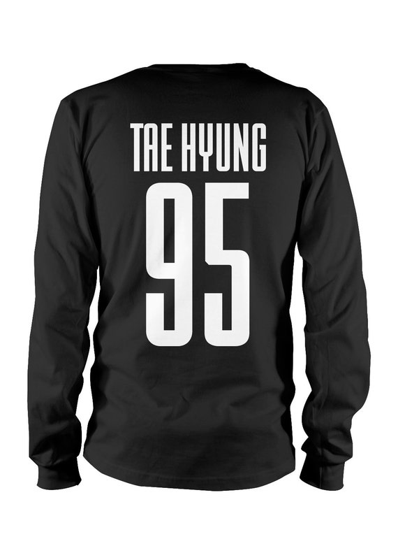 BTS Tae Hyung 95 - Longsleeve Shirt Unisex