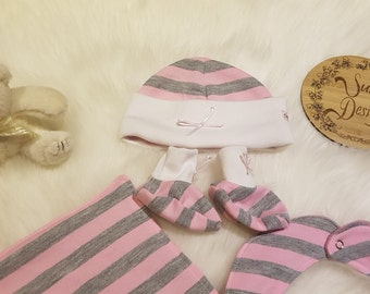 Newborn Girl Welcome set