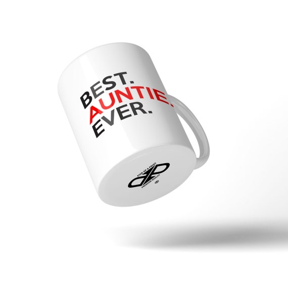 Best Auntie Ever Mug - Great Gift Idea Stocking Filler