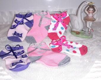 Glamour Girl Baby Girl socks, 6-12 months, Baby Girl Socks,Baby Fashion socks,Baby socks,infant socks,