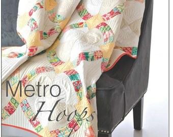 Metro Hoops Quilting Pattern