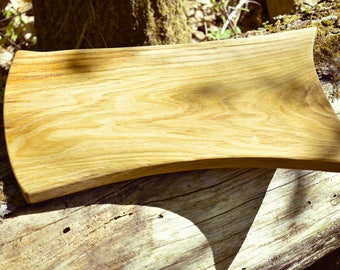 Large chopping board solid oak