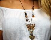 Titalee Butterfly Pendant