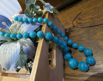 Vintage turquoise beads
