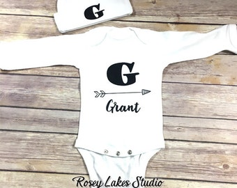 Personalized baby gifts baby shower gift personalized gift personalized baby gift take home outfit baby shower gift baby gift baby negle Gallery