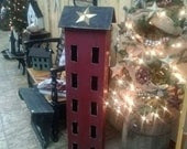 4 foot Tall Saltblock house, Made to Order