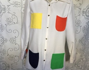 Vintage men's shirt