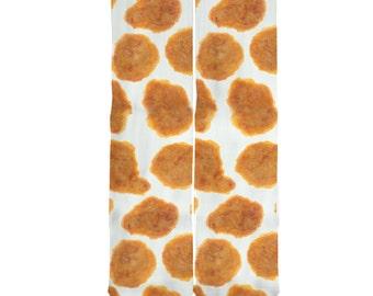 Chicken Nuggets Sock