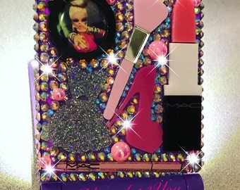 Barbie Vanity Light Up Mirror : Barbie vanity Etsy