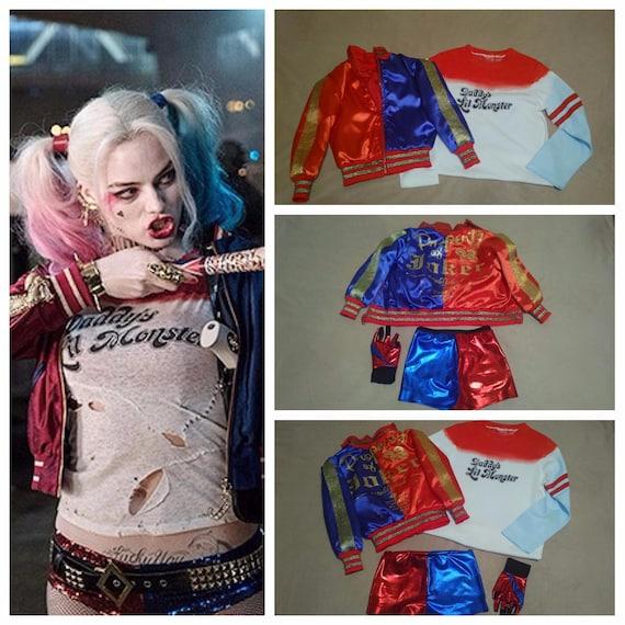 Harley Quinn Costumes for Kids Harley Quinn Cosplay Harley