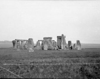 Stonehenge in the 1920s