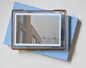 Horizon - postcard print
