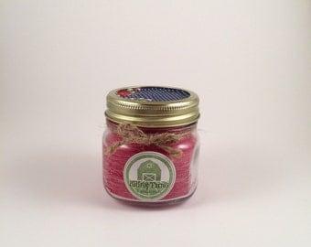 Fresh Strawberry ~8 OZ Goat Milk Candle