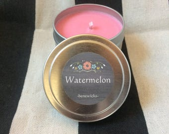 Custom Handmade 4oz. Soy Candle